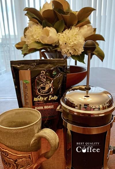 Miracle CBD Coffee review