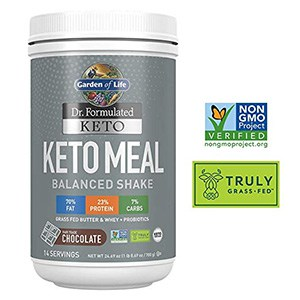 Ketogenic Diet - Keto Meal Replacement