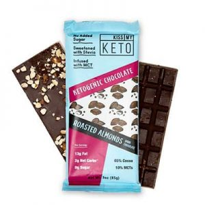 Best Keto Chocolate - Kiss My Keto