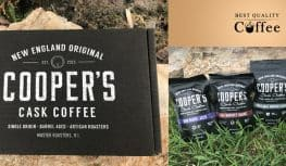 Discovering the Best Barrel Aged Coffees - Cooper's Cask Coffee