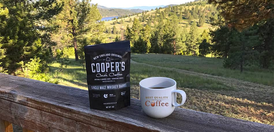 Cooper's Coffee Review - Best Barrel Aged Coffees