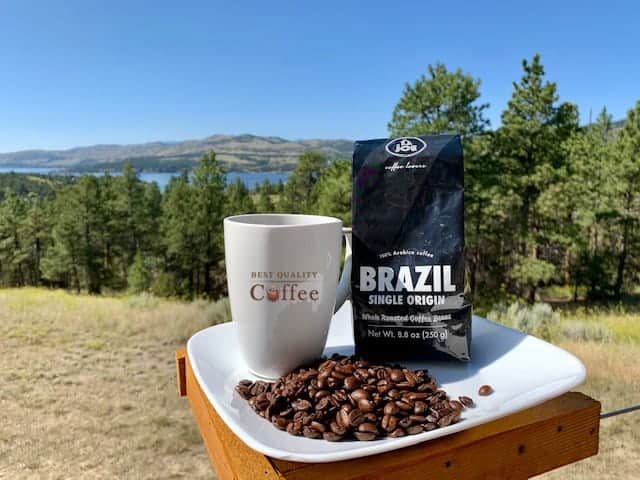 Cafe Joe Review - Brazilian Single Origin