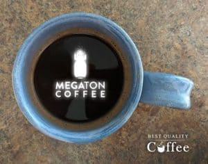 Megaton Coffee Review - High Caffeine Coffee