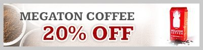 Megaton Coffee Discount Code