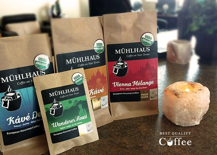 Muhlhaus Coffee Review – The Arrival of the Single Serve Pour Over