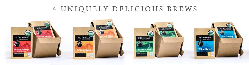 Muhlhaus Coffee Giveaway