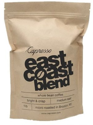 Capresso 1 lb Whole Bean Coffee - East Coast