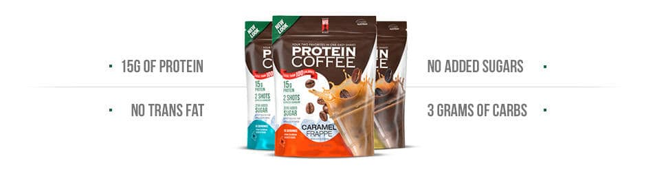 Maine Protein Coffee