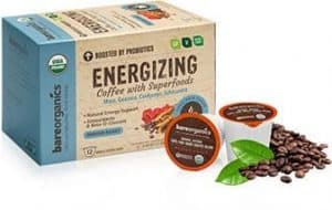 681982 Energy Coffee K-Cups - 12 Count, 6 Per Case