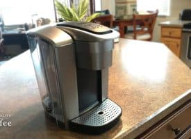 Keurig Elite Review - A Quality K-Cup Machine Redefined