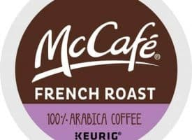 McCaf?? French Roast Coffee K-Cup