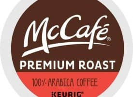 McCaf?? Coffee K-Cup