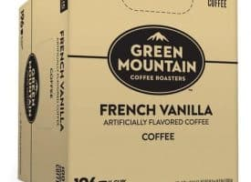 Green Mountain Coffee Roasters French Vanilla Coffee K-Cup