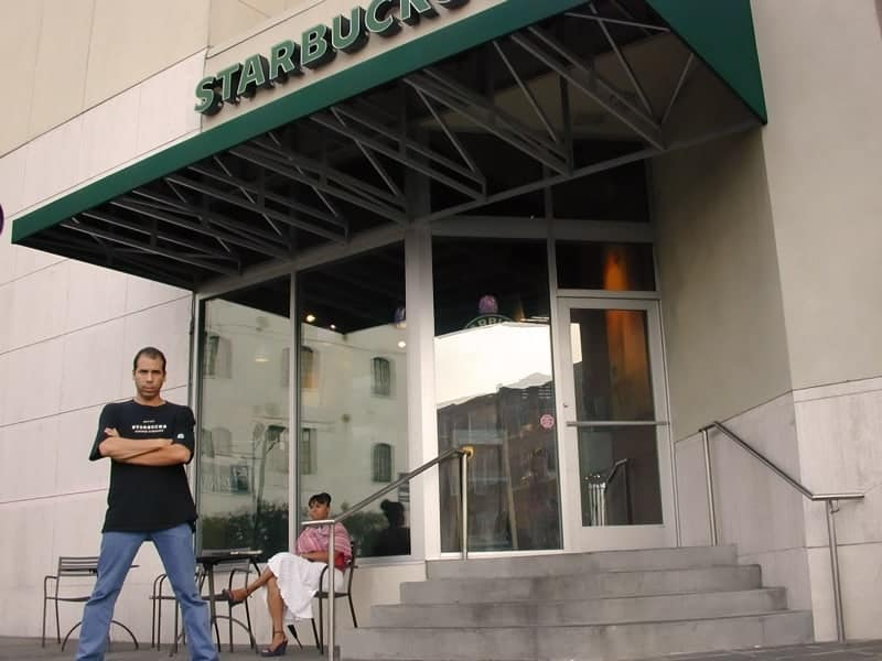 Starbucking and One Man's Visits to Over 15,000 Starbuck Stores