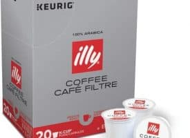 illy Coffee K-Cup