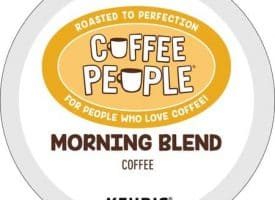 Coffee People Morning Blend Coffee K-Cup