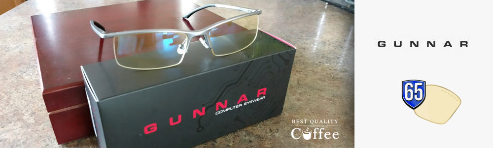 Getting Rid of Digital Eye Strain - Gunnar Glasses