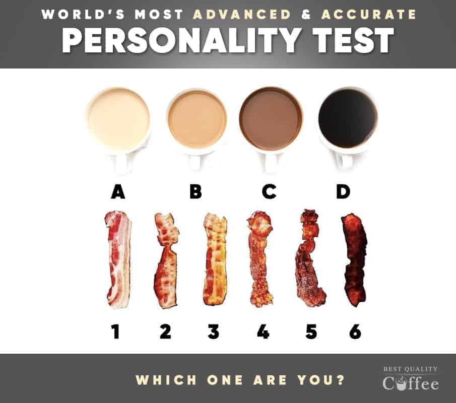 Personality Test Coffee