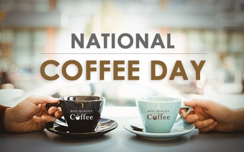 National Coffee Day Coupons and Deals
