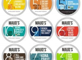 Maud's Coffee Variety Pack - 80ct