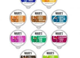 Maud's Decaf Coffee Variety Pack - 80ct