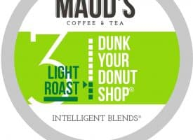 Donut Shop Blend Coffee Pods