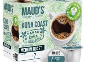 24 Kona Blend Coffee Pods Trial