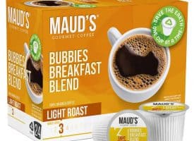 24 Light Roast Coffee Pods Trial