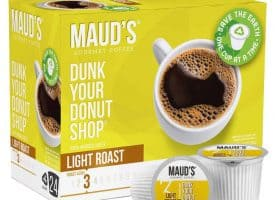 24 Donut Shop Blend Coffee Pods Trial