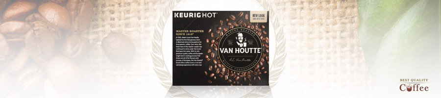 Best French Vanilla K Cups and Coffee Pods - Van Houtte