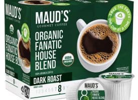24 Organic Coffee Pods Trial