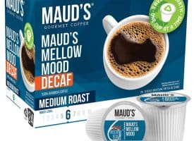 24 Decaf Coffee Pods Trial