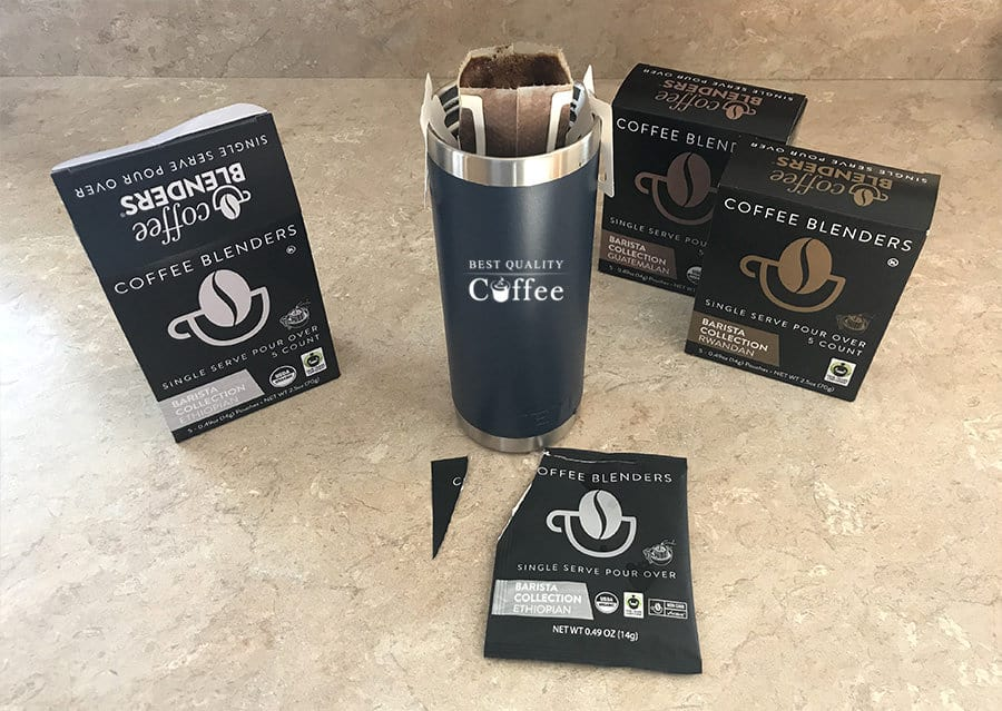 Coffee Blenders Review - Single Serve Pour Over
