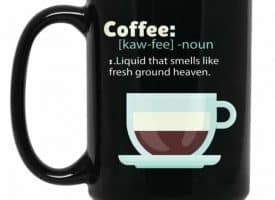 Coffee Liquid Heaven Mug