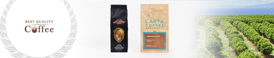 Best Gifts for Coffee Snobs - Kona Coffee