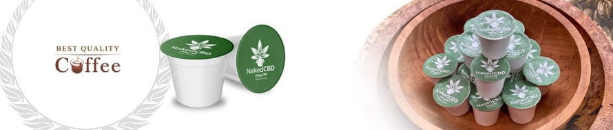Coffee Lover Gift Ideas - Naked CBD Coffee