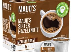 24 Hazelnut Coffee Pods Trial