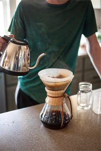 Pour Over Phil and Sebastian Coffee