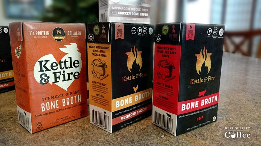 Best Bone Broth - Kettle And Fire