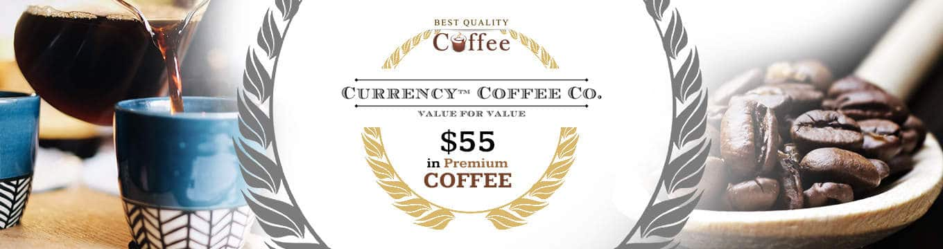 Coffee Giveaways - Currency  Coffee - Best Quality Coffee Gourmet Coffee Giveaway – Currency Coffee