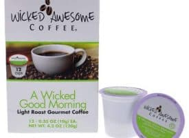 A Wicked Good Morning Coffee by Bostons Best - 12 Cups Coffee