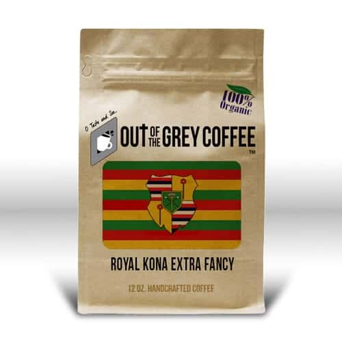 Out of the Grey Coffee Kona