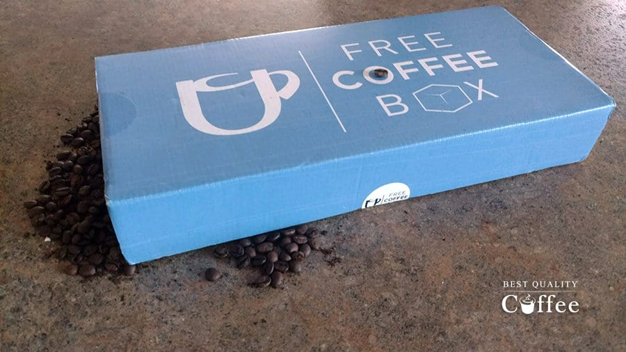 Best Coffee Subscription Box - Free Coffee Box Review