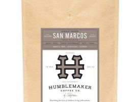 Humblemaker Coffee Whole Bean Guatemala Dark Roast 12oz