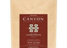 Humblemaker Coffee Canyon Caravans Dark Roast 12oz