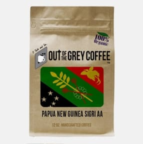 Out of the Grey Coffee - Shade Grown Coffee