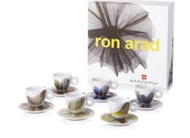 illy Ron Arad illy Art Collection Cappuccino Cups