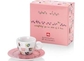 illy Robert Wilson Espresso Cup - illy Art Collection 25th Anniversary