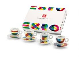 illy Special Edition EXPO Cappuccino Cups