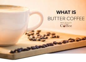 What is Butter Coffee